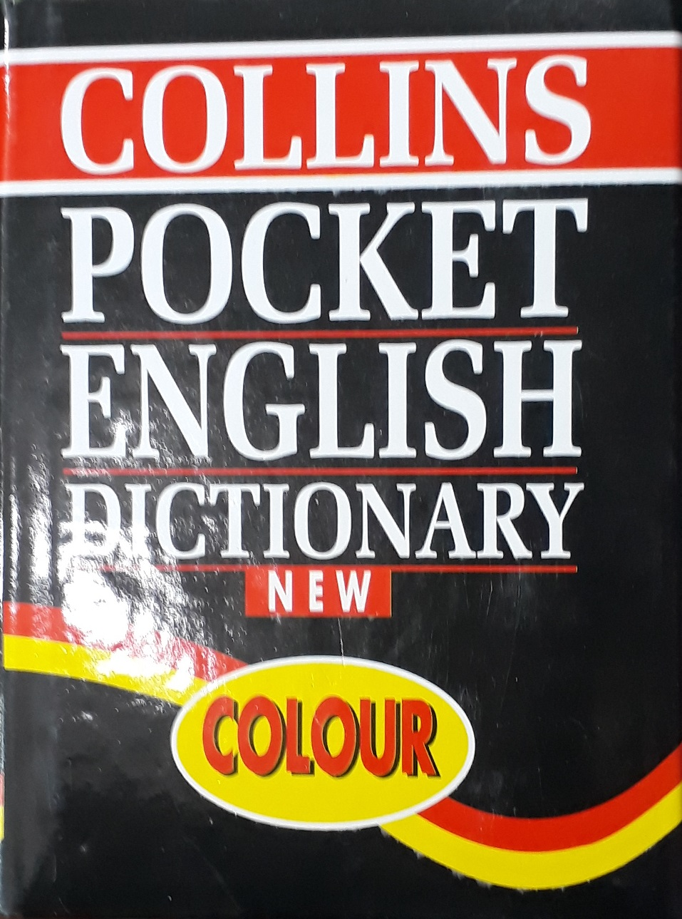 COLLINS POCKET ENGLISH DICTIONARY