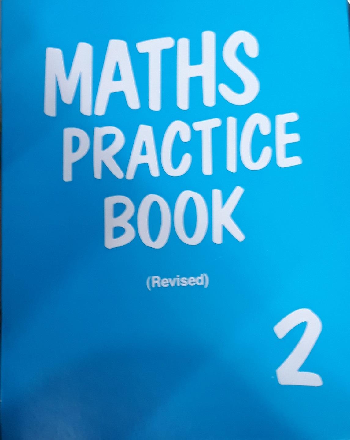 MATHS PRACTICE BOOK – 2