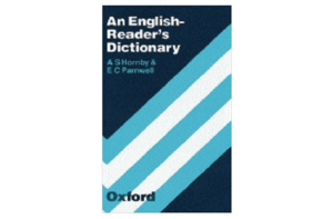 An English Reader's Dictionary, A. S. Hornby & E. C. Parnwell