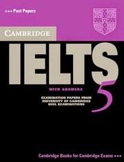 CAMBRIDGE IELTS BOOK – 05