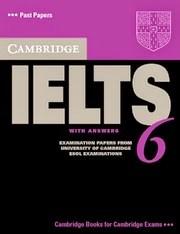 CAMBRIDGE IELTS BOOK – 06