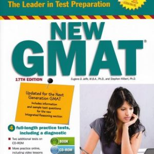 BARRON'S NEW GMAT