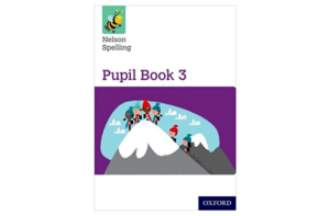 Nelson Spelling Pupil Book 3 by John Jackman
