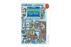 New Chemistry for You – Updated Edition for All GCSE Examinations, by Lawrie Ryan