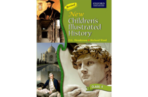 New Children's Illustrated History Class-4