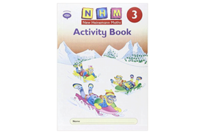 New Heinemann Maths 3- Activity Book
