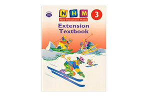 New Heinemann Maths 3- Extension Textbook