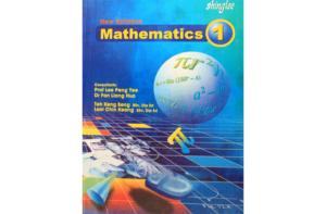 New Syllabus Mathematics 1, Consultants Prof. Lee Peng Yee, Dr. Fan Liang Huo, TehKeng Seng, Looi Chin Keong