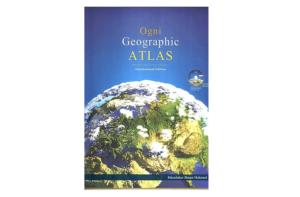 Ogni Geography Atlas International Edition by Khandakar Hasan Mahmud (Nobarun Publication)