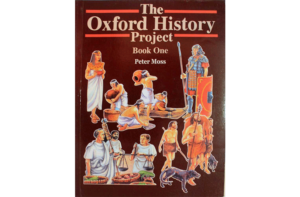 Oxford History Project Book-1 by Peter Moss (OUP)