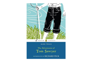 The Adventures of Tom Sawyer by Mark Twain (Puffin Classics)