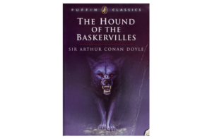 The Hound of The Baskervilles by Sir Arthur Conan Doyle (Puffin Classics)