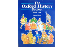 The Oxford History Project Book Two by Peter Moss (OUP)