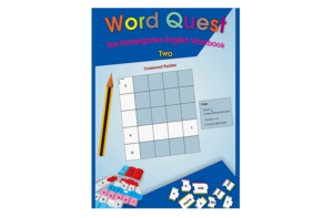 Word Quest- English Workbook Two