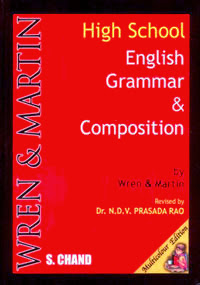 HIGH SCHOOL GRAMMAR & COMPOSITION