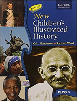 New Children's Illustrated History Class-5