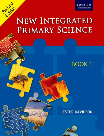 New intergrated primary science BOOK-1