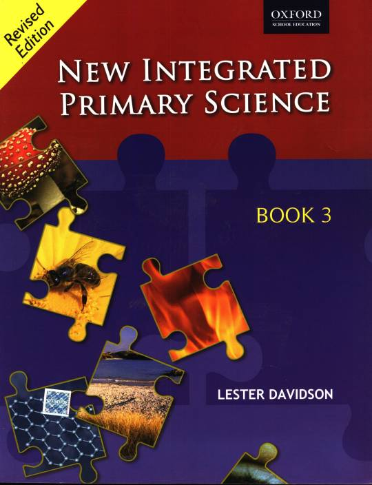 New intergrated primary science BOOK-3