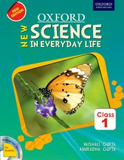 Oxford New science in Everyday Life Book-1